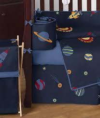 space galaxy baby bedding 9pc crib set by sweet jojo designs