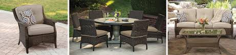 Resin Wicker Furniture Patio Furniture