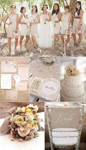 66 Elegant Neutral Wedding Ideas