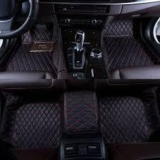 100 Custom Floor Mats For Trucks Amazoncom Okutech Fit Luxury XPE Leather Waterproof 3D Full