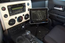 Tablet Pc Or IPad Mount? - Toyota FJ Cruiser Forum Ipad Iphone Android Mounts From Ipod And Mp3 Car Adapter Kits Accsories Ivapo Headrest Mount Seat Cars Seats Scion Tc Diy Incar Mount Apple Forum My Chevy Tahoe With Its New Ram Gallery Article Ipad Install Into Dash 99 F250 Ford Truck Enthusiasts Forums Ibolt Tabdock Flexpro Heavy Duty Floor For All 7 10 Holder 2 Thesnuggcom Canada Wall Tablet Display Stand Stands Enterprise Series Get Eld The Scenic Route Handy Mini Addons Wwwtrailerlifecom