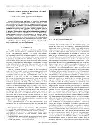 PDF) A Feedback Control Scheme For Reversing A Truck And Talking Cars Looks At The Best For Teens Consumer Reports Owner Operator Trucking Jobs Roehl Transport Roehljobs Truck Driver Resume Sample And Complete Guide 20 Examples Dallas Wreck Lawyers Of 1800truwreck Analyze Compare Cdl By Salary And Location With Where Do Entrylevel Cdla Drivers Paid Traing Guaranteed Job Untitled New Safety Program Wants To Set Driver Development Standard Companies That Hire Inexperienced In Demand More Than Ever Pdf A Best Practice Guide Plant Instructors