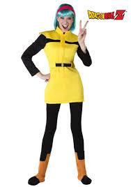 Spirit Halloween Amarillo by Dragon Ball Z Costumes Halloweencostumes Com