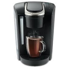 Single Serve Coffee Maker With Grinder Built In Elegant Keurig K Selectac