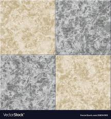 Abstract Gray Beige Marble Seamless Texture Tiled Vector Image