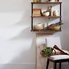 l beam wall shelf west elm