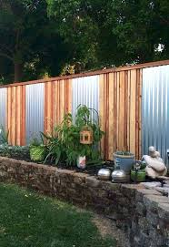 37 Stylish Privacy Fence Ideas For Outdoor Spaces - ThefischerHouse 75 Fence Designs Styles Patterns Tops Materials And Ideas Patio Privacy Apartment Backyard 27 Cheap Diy For Your Garden Articles With Tag Fabulous Example Of The Fence Raised By Mounting It On A Wall Privacy Post Dog Eared Cypress W French Gothic 59 Diy A Budget Round Decor En Extension Plans Lawrahetcom