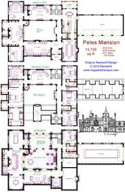 Highclere Castle Ground Floor Plan by Surroundings Downton Abbey S3 The Style And The Show Floor