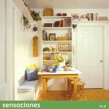 Despierta tu espíritu multiusos Utiliza repisas libreros y muebles