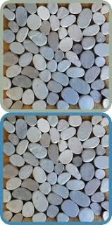 premium sliced pebble sliced pebble tile
