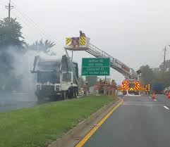 Trash Truck Fire Closes Some Lanes Of Shady Grove Road | Montgomery ... Waste Management Garbage Truck Toy Trash Refuse Kids Boy Gift Trash Truck Drivers Roho4nsesco Picture Of Idem Recycling Lesson Plan For Preschoolers Mack Of Managment Inc Flickr Modern Graphics Creative Market Vector Illustration Garbage On The Way Disposal 2019 New Western Star 4700sb Video Walk Around At Kawo Original Children Sanitation Trucks Car Model Premium Boys By Ciftoyscool Game