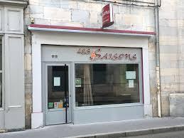 les quatre saisons christophe restaurant 22 rue mégevand 25000
