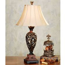 Set Of Small Table Lamps by Brylie Scroll Table Lamp