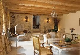 غرفة المعيشة الريفية الجزء 2