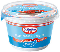 dr oetker cake cocoa icing 200g