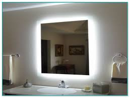 magnified makeup mirror wall mounted 2