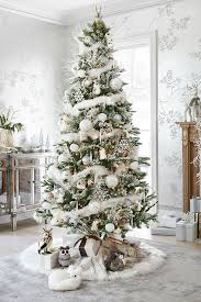 75 Flocked Christmas Tree by Christmas Tree Decoration Ideas Snow Inspiration All Things