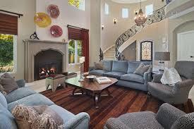fotos wohnzimmer treppe cheminée innenarchitektur sofa