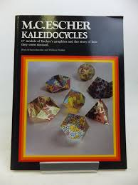 MC ESCHER KALEIDOCYCLES Written By Schattschneider Dorisbr