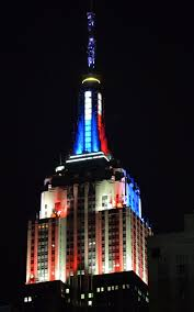 The Empire State Building Will Light Up May 1 to Celebrate the