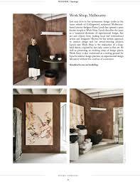 100 Home Design Magazine Australia News Fiona Lynch Interior Design Office Melbourne
