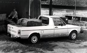 Opinion: Is It Time To Bring Back The (Really) Small Pickup Truck ... Just What America Needs A Vw Pickup Truck Business Insider Weld 1984 Rabbit To 1981 Vw Page 4 Vwdieselpartscom Find Of The Day Slammed Pickup Vwvortex Built To Drive The Dub Dynasty Caddy Slamd Mag Volkswagen Tristar Tdi Concept Lt35 30 Diesel Recovery Beavertail Transporter Small Diesel Trucks Truck Pinterest Power Lx Vwvortexcom 1982 Vw 5 Speed Pick Up Amarok 4motion Salvador Brazil Ama Flickr Quick Look Youtube