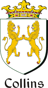 Collins Family Crest Irish Coat Of Arms Image Download