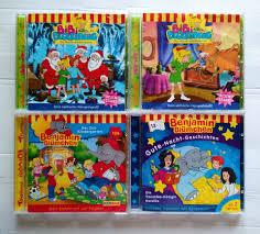 benjamin blümchen bibi blocksberg 4 cd s weihnachten kuh gute nac