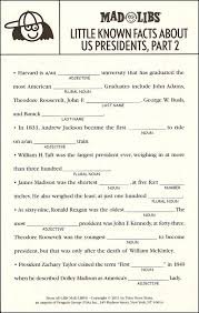 Halloween Mad Libs For 3rd Grade by 54 Best Mad Libs Images On Pinterest Books English Course And