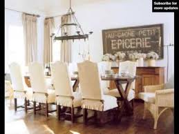 Dining Room Chair Slipcovers For Homes Youtube Armchairs Design