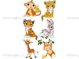 stickers jungle chambre bébé beau stickers jungle chambre bébé et sanimaux jungle kit stickers