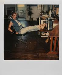 Pumpkin And Honey Bunny Misirlou Download by 66 Long Lost Polaroids Of Madonna In U002783 Show A Mega Star On The