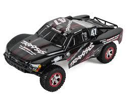 100 Model Toy Trucks Traxxas Slash 110 RTR Short Course Truck Mike Jenkins TRA580342