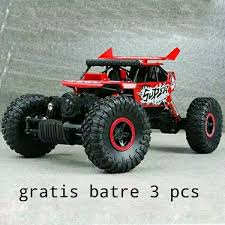 Obral Mainan Mobil Remot 4WD ROCK CLIMBER MONSTER 2.4Ghz Remote ...