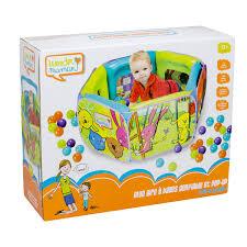 piscine a balle gonflable les jouets maman mon aire à balles gonflable et pop up
