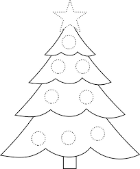 Christmas Tree Coloring Page Print by Best 25 Christmas Tree Coloring Page Ideas On Pinterest
