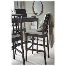 IKEA - EKEDALEN Bar Table Dark Brown | Pub Table Sets, Bar ...
