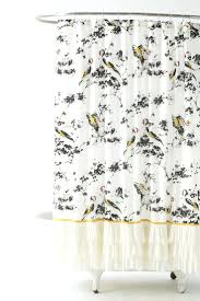 Yellow And White Curtains Canada by Living Room Heavenly Shower Curtain Ideas By Agreeable Yellow And