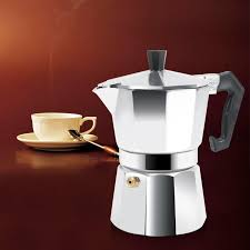 2 Cup Stainless Steel Percolator Stove Top Coffee Maker Pot