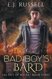 Bad Boys Bard Fae Out Of Water Volume 3 By EJ Russell