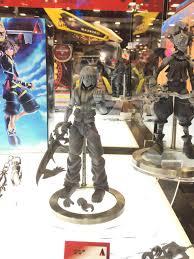 Halloween Town Keyblade by Kingdom Hearts Ii Riku U0026 Halloween Town Sora Play Arts Kai