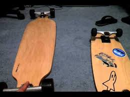Cheap Downhill Longboard Decks by How To Choose A Cheap Carving Downhill Longboard Youtube