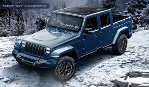 2019 Jeep Wrangler Dual Cab Ute Renderings | Loaded 4X4 Jeep Wrangler Truck Cversion Meet The Jk Crew The Is Our Bruiser Extra Cab And Truck Cversion Sema 2016 Youtube Custom Jk8 Chinese Brand G Patton Unveils 6x6 For 2006 Rubicon Rubitrux Red Carsworldwebsite Bandit 700hp Hemipowered Pickup Of Dreams Aev Brute Pickup Kit For Tj Ok4wd By Hicsumption Strut Rides Magazine