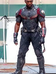 Sam Wilson Falcon Captain America Civil War Vest
