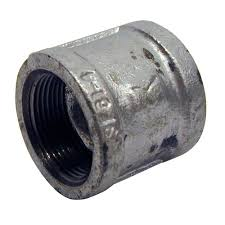 Dresser Couplings Style 65 by Ldr Industries 1 2 In Galvanized Iron Fpt Compression Coupling