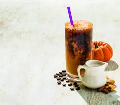 Dunkin Donuts Pumpkin Cold Brew by 5 Fall Inspired Drinks To Try Besides The Psl Her Campus