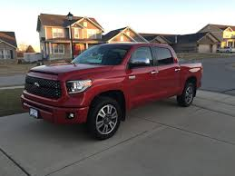 2018 Barcelona Red Metallic Platinum 4x4 | Toyota Tundra Forum Are Diamond Edition Dcu Ishlers Truck Caps Bed Pickup Bed Black Comforter Canopy Lights Bath East Neck Auto Service Workplay Truck Nissan Frontier Forum Landscapingtree Care Knapheide Website Utility Beds Bodies And Tool Boxes For Work Trucks Challenger Fleet Management Accsories Deluxe Commercial Unit Series Services Covers 114 Tonneau Northside Center Ranch Magnum Fiberglass Cap Sale 219900