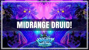 hearthstone midrange druid deck testing w ancient of war