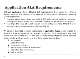 QOS Requirements And Service Level Agreements. Application SLA ... Tg670 Wireless Residential Voip Gateway User Manual Telemarketing Guide Selling Hosted Voice Over Ip Services To The Amount Of Data And Bandwidth Required For Graphics Photos Mobile Applications As A Service Cisco Qa Over Ip Telephony Advance Computer Networks Lecture15 Ppt Video Online Download Quantifying Qos Requirements Network A Cheatproof Volte Or Lte Who Is The Ultimate Winner Imagination Qos Level Agreements Application Sla