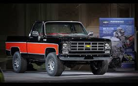 2013 Chevrolet Truck Concepts At SEMA - 1978 4x4 Pickup - 3 ... Prices Skyrocket For Vintage Pickups As Custom Shops Discover Trucks 2019 Chevrolet Silverado 1500 First Look More Models Powertrain 2017 Used Ltz Z71 Pkg Crew Cab 4x4 22 5 Fast Facts About The 2013 Jd Power Cars 51959 Chevy Truck Quick 5559 Task Force Truck Id Guide 11 9 Sixfigure Trucks What To Expect From New Fullsize Gm Reportedly Moving Carbon Fiber Beds In Great Pickup 2015 Sale Pricing Features At Auction Direct Usa